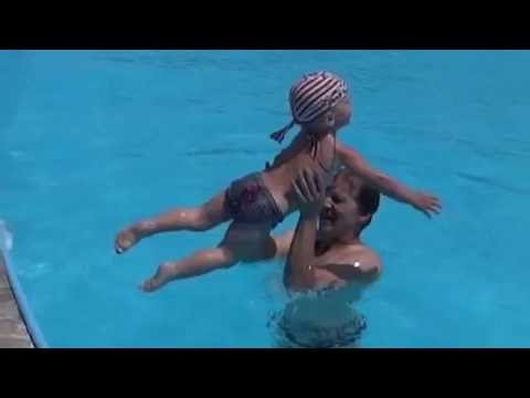 A weekend in the pool!.../ Уик-энд в бассейне !.