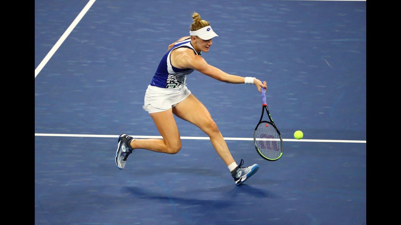 Alison Riske vs Tatjana Maria | US Open 2020 Round 1