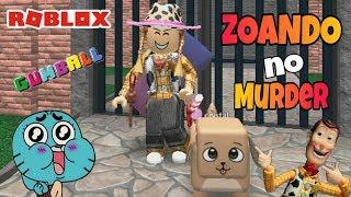 ZOANDO NO MURDER MYSTERY 2 SPECIAL CARTOON/PARTE-ROBLOX