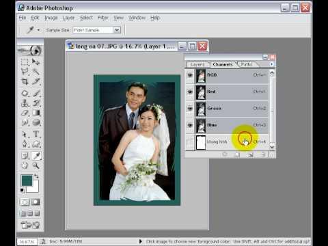 7iun Huong Dan Phototoshop CS3 - Cach Tao Hieu Ung Anh 20/39
