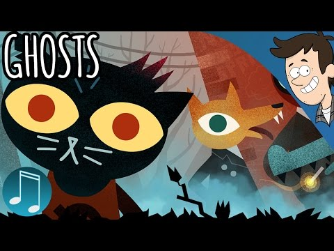 Ghosts ► Night In The Woods Original Song | by MandoPony