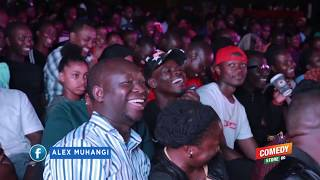 Alex Muhangi Comedy Store Oct 2019 - Epi 490 TV Show