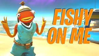 Fortnite Montage - FISHY ON ME (Tiko)