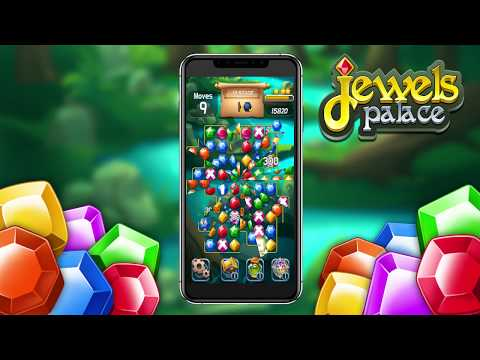 Jewels Palace: World For Pc   How To Install (Windows 10, 8, 7)
