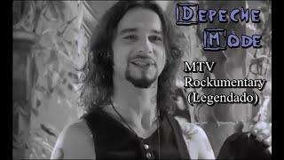 Скачать Depeche Mode MTV Rockumentary 1993 Legendado