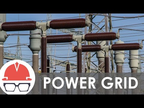 How Does the Power Grid Work?