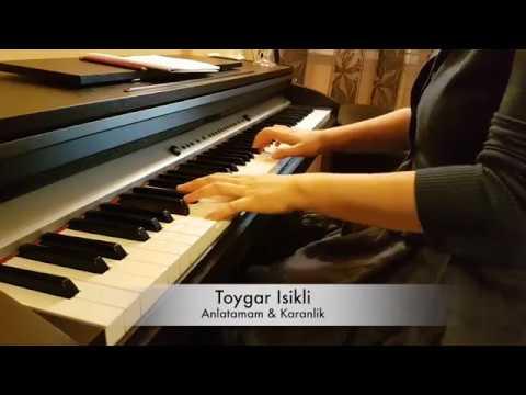 Anlatamam Kara Sevda Piano Cover By Roxana Belibou Youtube