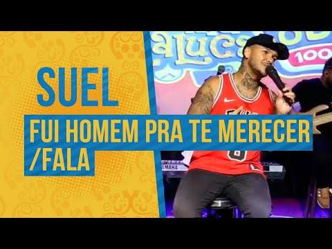 Suel - Não Fui Homem Pra Te Merecer  Fala Semana Maluca 2019 FM O Dia