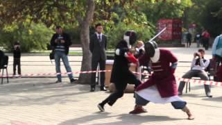 Открытый чемпионат по боевому фехтованию на саблях