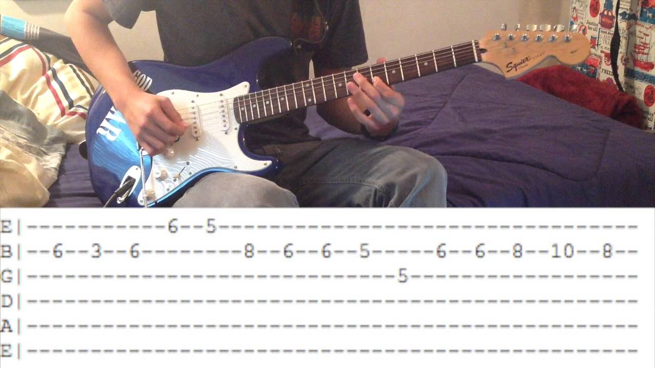 How To Play The Menu Theme From Super Smash Bros Melee on Guitar (With  Tabs!)