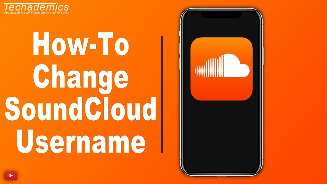 How To Change Your Username on SoundCloud 2019