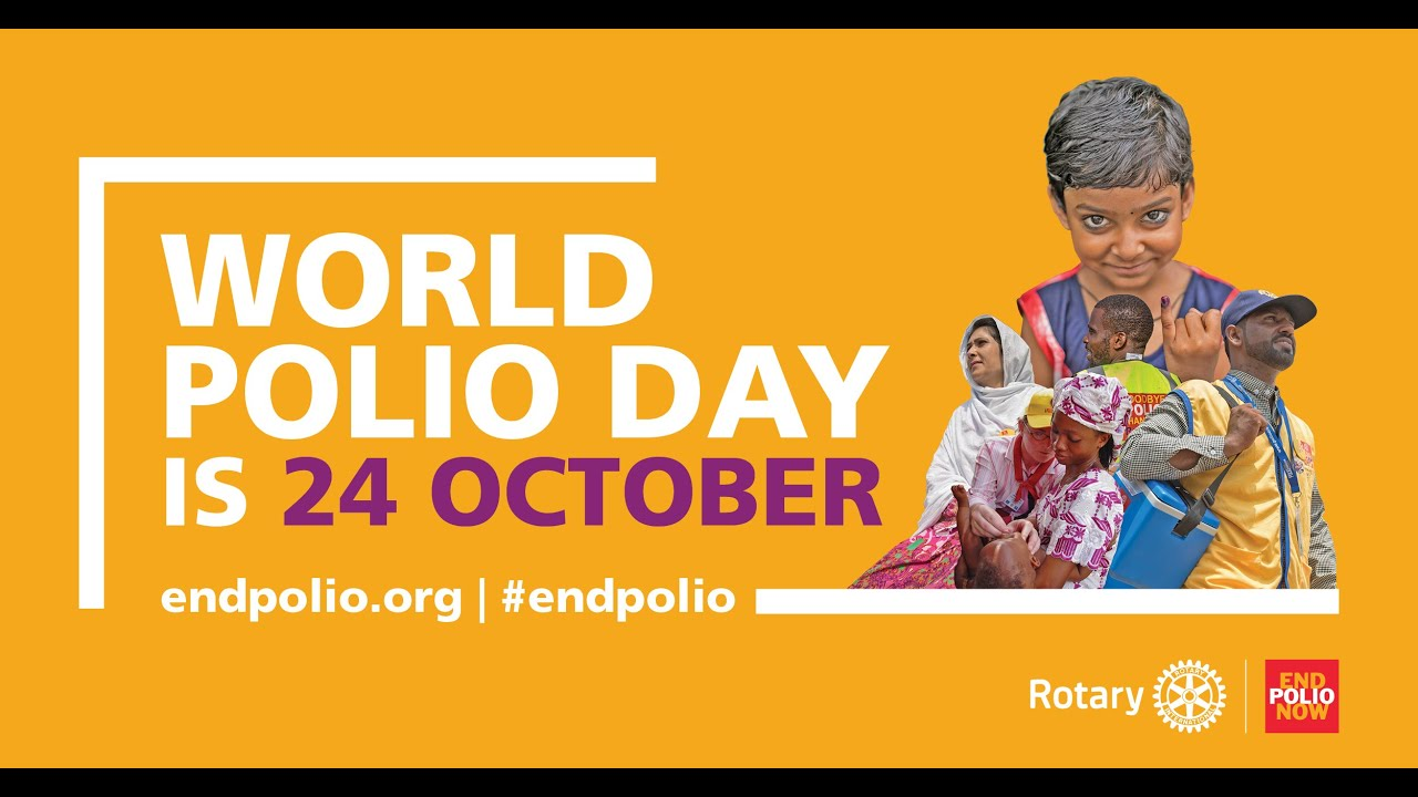 World Polio Day 2020 Global Update - YouTube