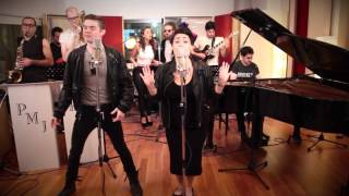 "Style - 1959 ""Grease""-Style Taylor Swift Cover ft. Annie Goodchild & Von Smith"