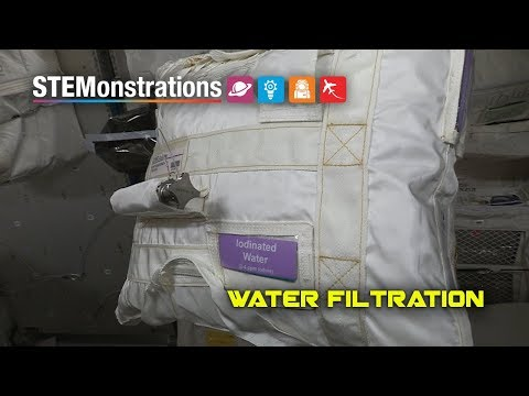 STEMonstrations: Water Filtration
