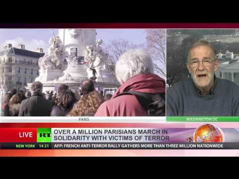 Ray McGovern interview with RT International on French terror attacks