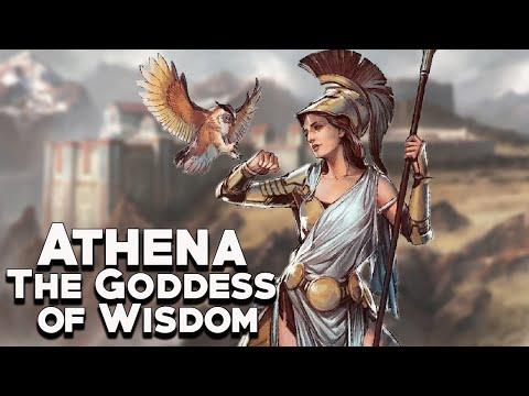 Athena: The Goddess of Wisdom The Olympians Greek Mythology See U in History