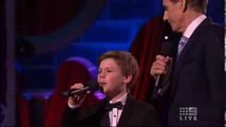 David Hobson, Beau Woodbridge - Do You Hear What I Hear? - Carols by Candlelight 2013