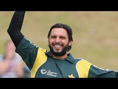 Shahid Afridi - Best ODI bowling performance | ESPNcricinfo awards 2009