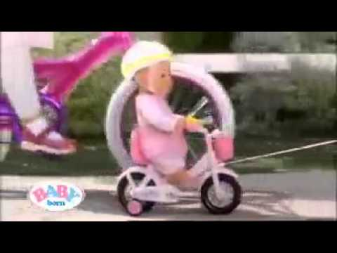 Baby Born Magic Bike Magische Fiets Van Zapf Creation Www