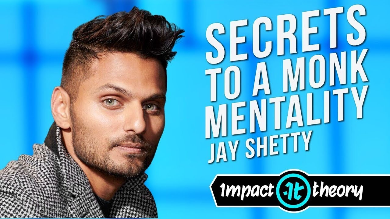 Download Jay Shetty Reveals How Mindset Matters | Impact Theory