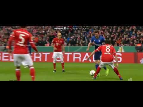Download Bayern Monachium 3-0 Schalke 04   01.03.2017 Lewandowski 2 gole