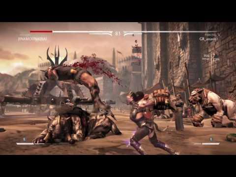 GRbabyfox vs Jinamounainai Part 1