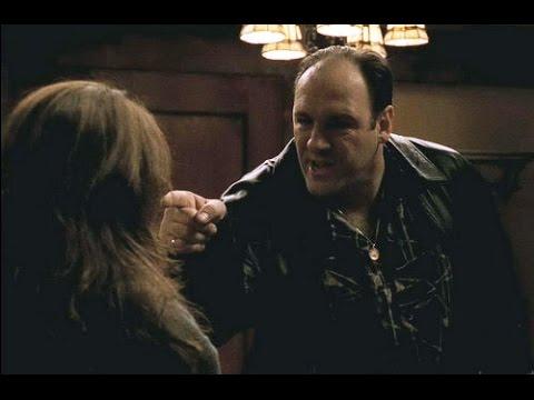 Tony Soprano finally snaps
