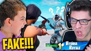 ESSE INSCRITO DUVIDOU QUE EU ERA O FLAKES POWER!! Fortnite: Battle Royale thumbnail