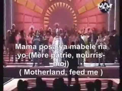 ALORS POURQUOI ???  HYMNE AFRICAIN SUPERBE