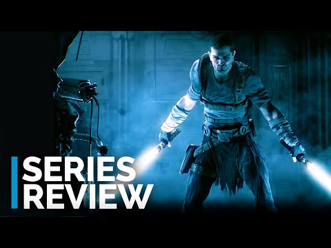 Star Wars The Force Unleashed 1, 2 & 3 Series Trilogy Review | Star Wars Force Unleashed 3 Cancelled
