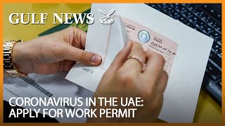 Coronavirus in the UAE: Is it possible to apply for UAE work permit right now?