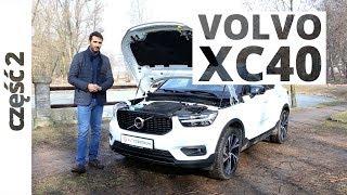 Volvo XC40 2.0 D4 190 KM, 2018 - techniczna część testu #381