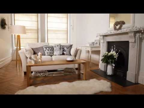 Christmas living room ideas - Marks and Spencer 2011 - YouTube