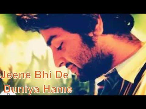 Jeene Bhi De Duniya Hame Izlam Na Laga | L Full Song Dil Sambhal Jaa Zara | Star Plus Serial |  💑