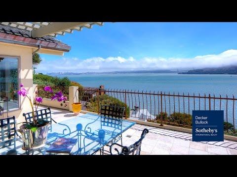 320 Belvedere Ave Belvedere CA | Belvedere Homes for Sale