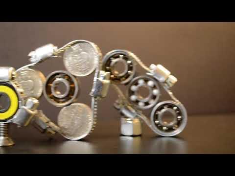 Fidget Spinner DIY: Design it Yourself! (P2)