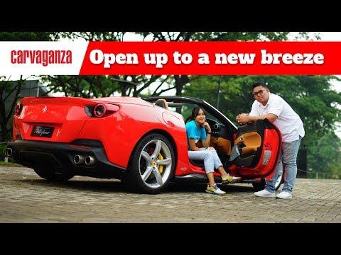 Ferrari Portofino 2018 - Test Drive & Review | CARVAGANZA
