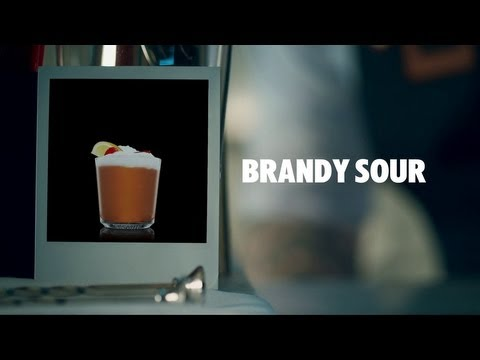 Unwind with this Brandy Sour Recipe