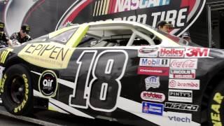 NASCAR on TSN - 2014 NCATS Driver Profile: Alex Tagliani