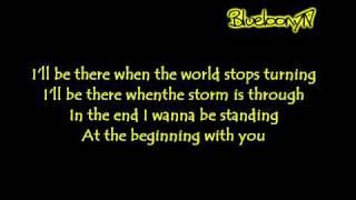 Anastacia - At The Beginning - BlueloonyTV