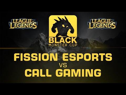 Fission eSports vs. Call Gaming - BMC Winter Qualifier 2014 - League of Legends