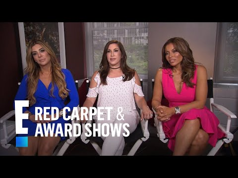 """The Real Housewives of New Jersey"" Ladies Dish All 