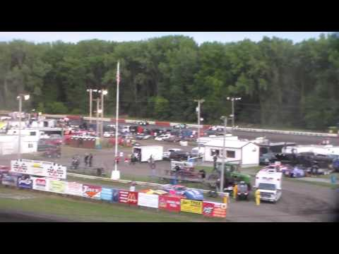 Modified Heat 3 @ Hamilton County Speedway 07/02/16