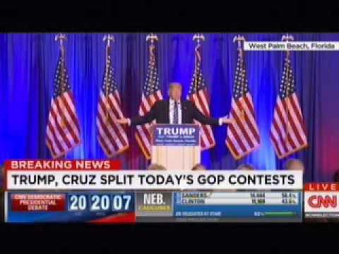 CNN Interviews Trump Advisor Stephen Miller (3.5.16)