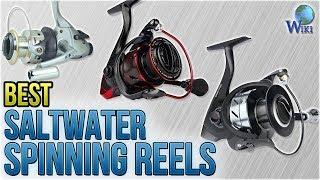 10 Best Saltwater Spinning Reels 2018