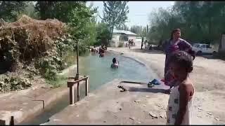 Кара-Дарыя каналы/ Жай2019