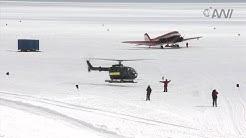 Polarflieger im Einsatz