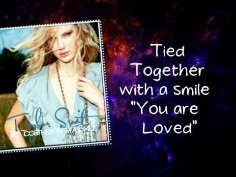 Taylor Swift first album Hidden Message.