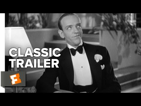 The Gay Divorce (1934) Official Trailer - Fred Astaire, Ginger Rogers Movie HD