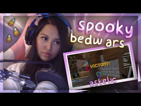 Spooky Bedwars W/ Facecam